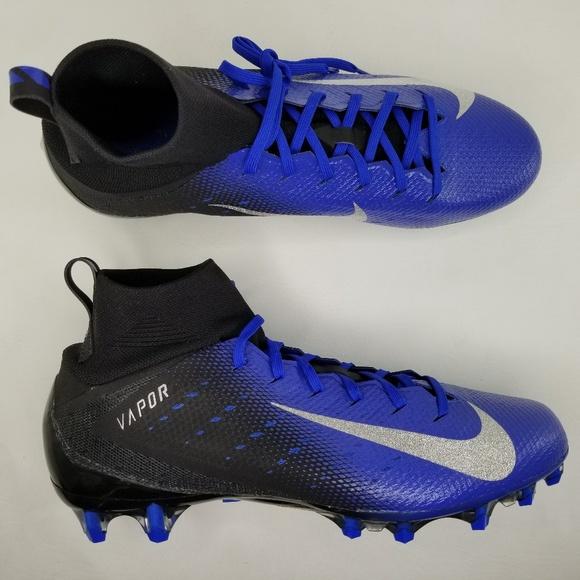 07e08585e Nike Shoes | Vapor Untouchable 3 Pro Football Cleats Sz 12 | Poshmark